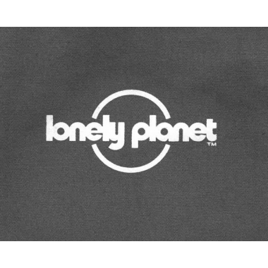 Travel in style with Lonely Planet tote bags