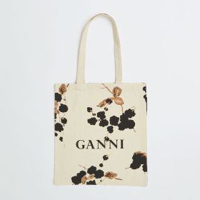 Bespoke Printed 11oz Natural Canvas Tote Bag with Long Handles - Direct from Manufacturer