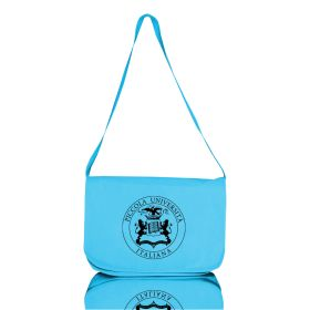 blue canvas bags for promotion