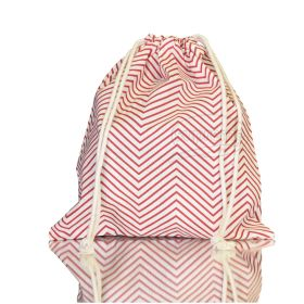 lined cotton drawstring bags wholesale