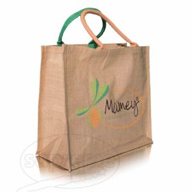 web rope big jute bags