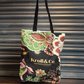 small canvas bags tote - BCANBLH5