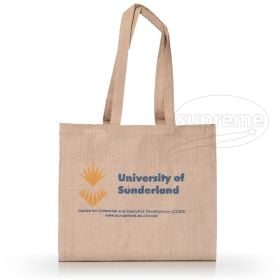 jute hessian bags with logo