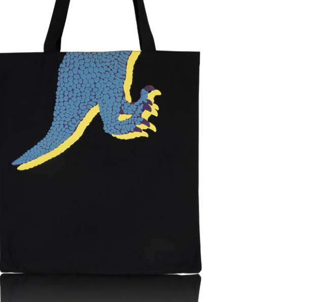 Paul smith dino tote bags