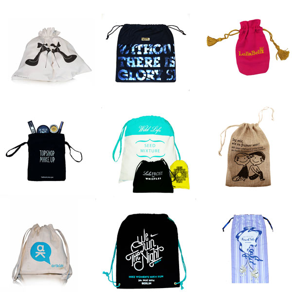Drawstring cotton bags uk