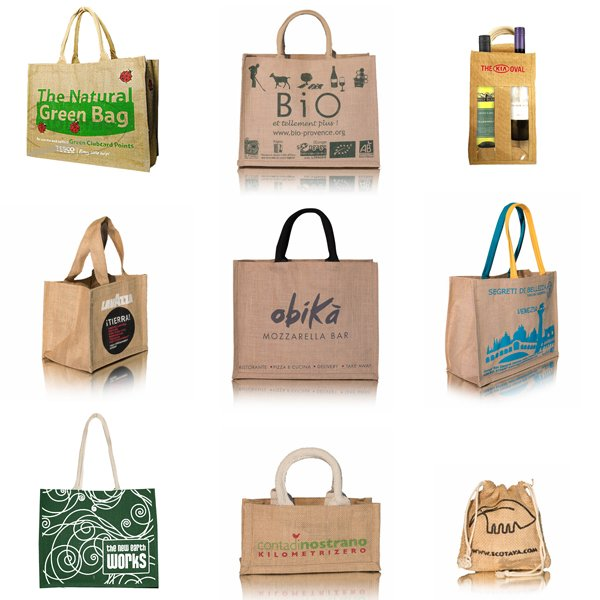 Wholesale hessian bags