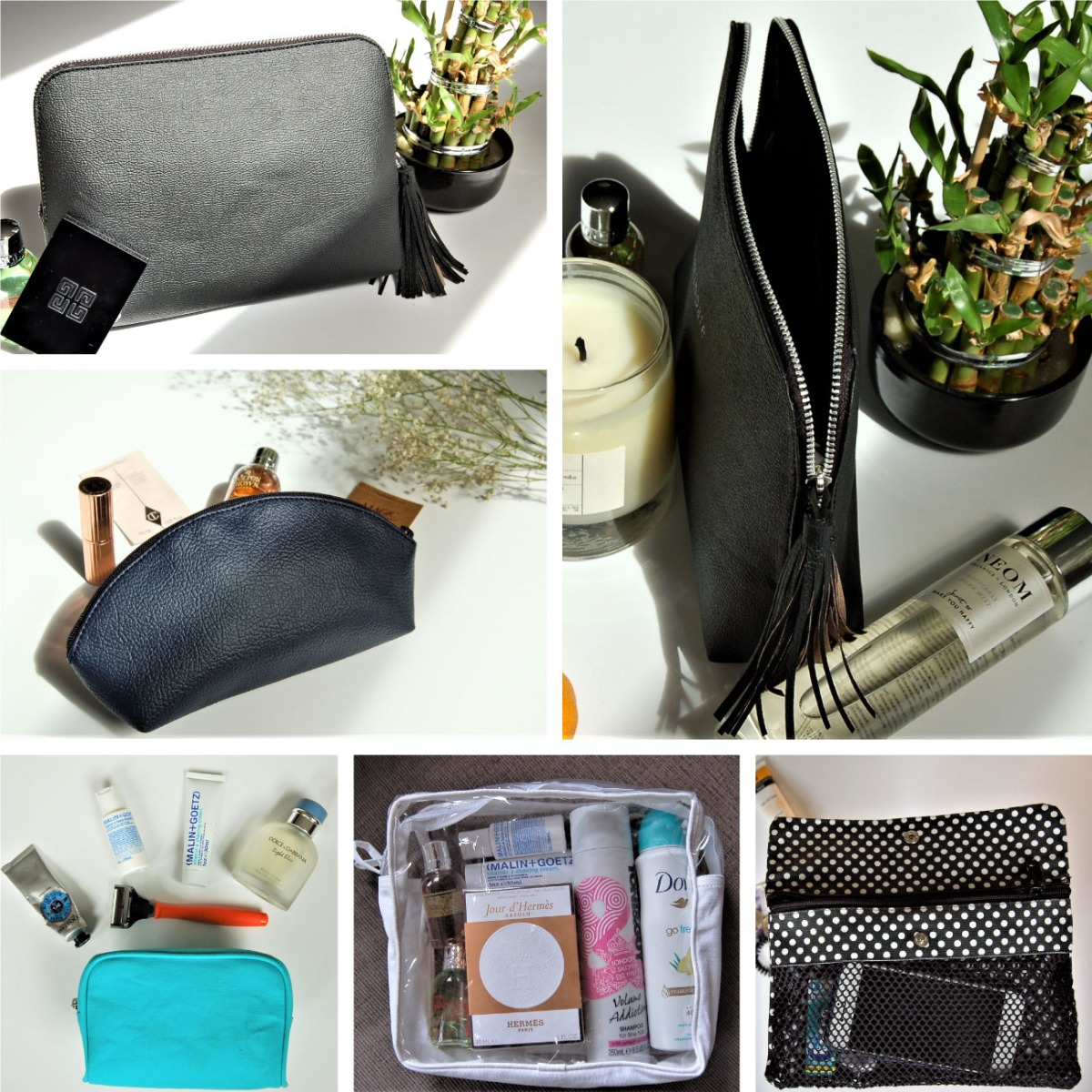 Any Shape, Any Size, Any Color makeup bags